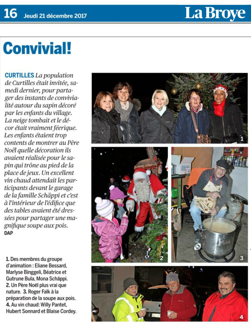 Journal de la Broye 2017 12 21
